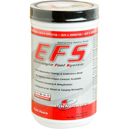 First Endurance EFS Energy and Endurance Drink Mix