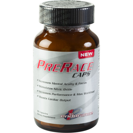 PreRace Caps First Endurance