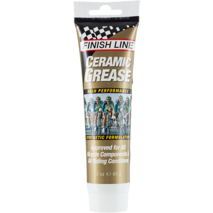 Ceramic Grease Finish Line