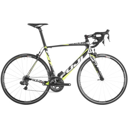 Fuji Bicycles Altamira LTD/Shimano Ultegra Di2 Complete Road Bike
