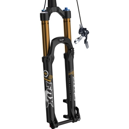 FOX Racing Shox 32 Talas 140 CTD Fit Fork With Remote