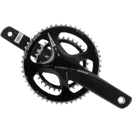 FSA K-Force Light 386 EVO Carbon Crankset