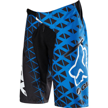 Fox Racing Giant Demo Shorts - Men's