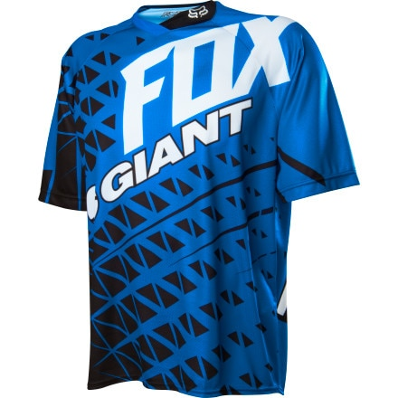 Fox Racing Giant Demo Jersey - Short Sleeve - Men's
