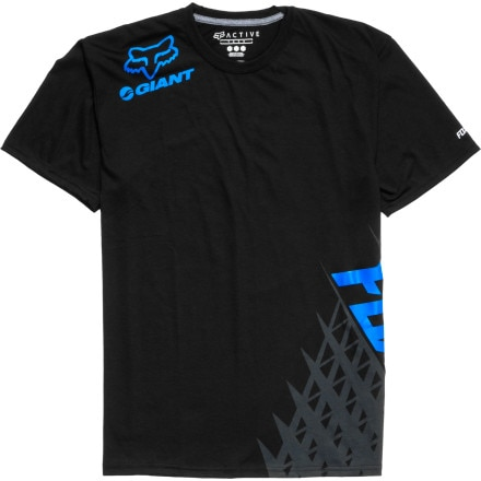 Fox Racing Giant Tech T-Shirt - Short Sleeve - Men's