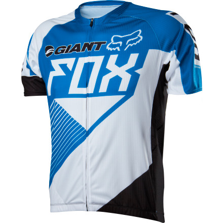 Fox Racing Giant Livewire Jersey - Short Sleeve - Men's