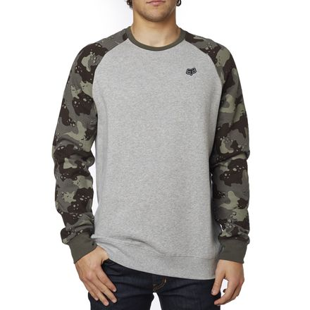 Fox Racing Seize Crew Sweatshirt - Men's
