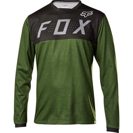 Indicator Long-Sleeve Jersey - Men's Fox Racing