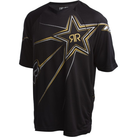 Fox Racing Rockstar 360 Short Sleeve Jersey