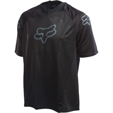 Fox Racing Blackout Jersey - Short-Sleeve - Men's