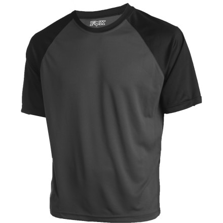 Fox Racing Baseline Crew Short Sleeve Jersey