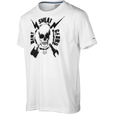 Fox Racing Jolly Roger T-Shirt - Men's