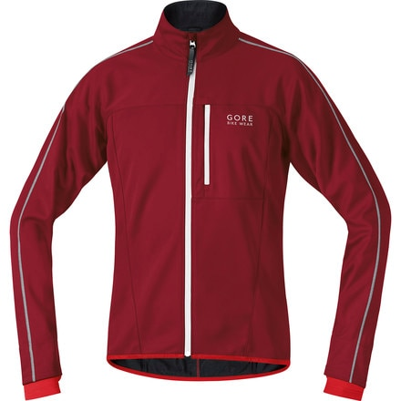 Gore Bike Wear Countdown 2.0 WindStopper Soft Shell Men's Jacket