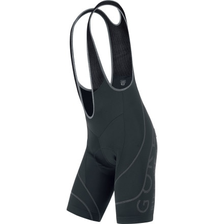 Gore Bike Wear Power Print 2.0 Bib Tight Short - Men's