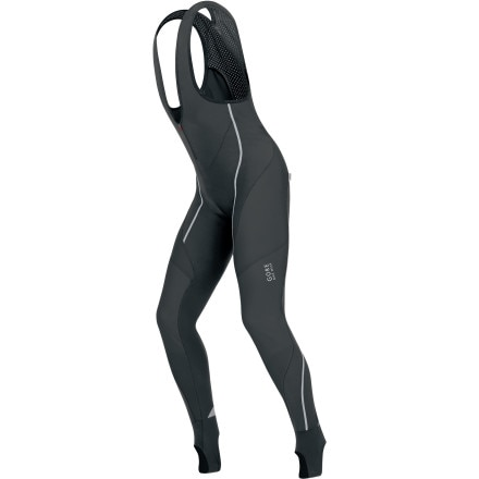 Gore Bike Wear Power Thermo Bib Tight without Insert - Men's