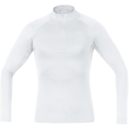 Gore Bike Wear Base Layer Turtleneck Shirt - Long-Sleeve