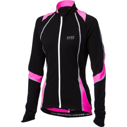 Gore Bike Wear Power Thermo Long Sleeve Women's Jersey