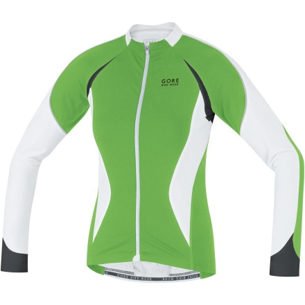 Gore Bike Wear Oxygen Full-Zip Long Sleeve Women's Jersey