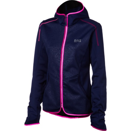 Gore Bike Wear Countdown SO Hoodie - Women's