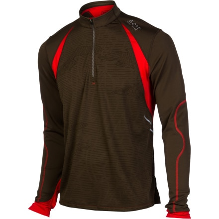 Gore Bike Wear Fusion SE Jersey - Long-Sleeve - Men's