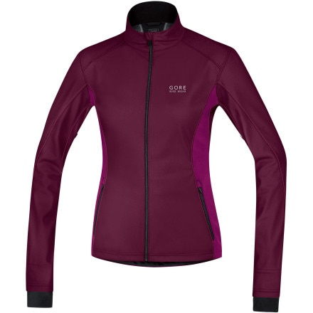 Gore Bike Wear Alp-X WindStopper Soft Shell Jacket - Women's