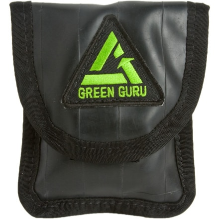 Green Guru Gear Bike Tube Cell/MP3 Holster