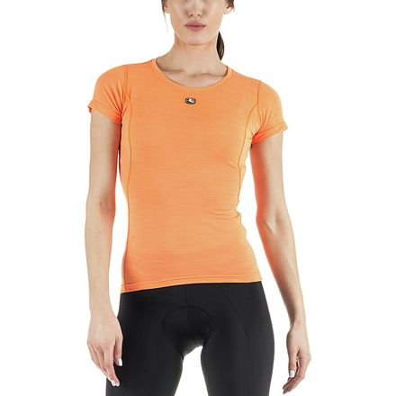 Wool Blend Base Layer - Short-Sleeve - Women's Giordana