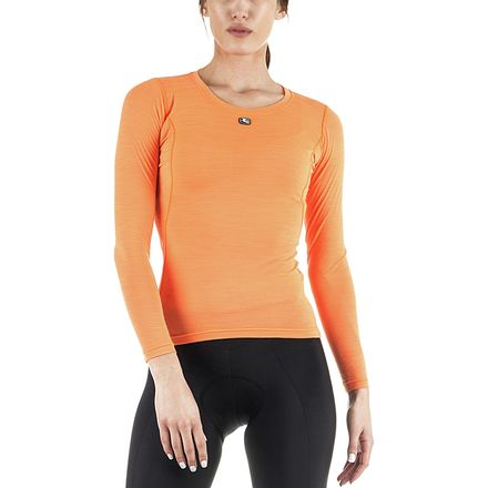 Wool Blend Base Layer - Long-Sleeve - Women's Giordana