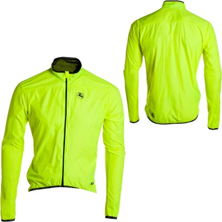 Giordana FormaRed Carbon Compactible Wind Jacket