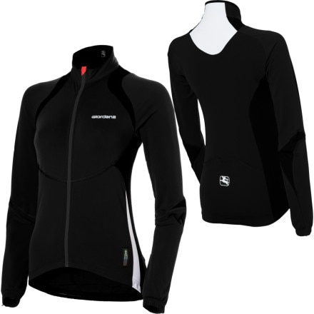 Giordana FormaRed-Carbon Jersey - Long-Sleeve - Women's