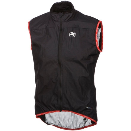Giordana Formared Carbon Compactible Wind Vest