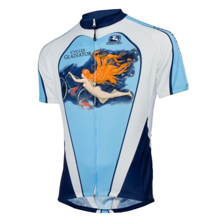 Giordana Gladiator Team Short Sleeve Jersey