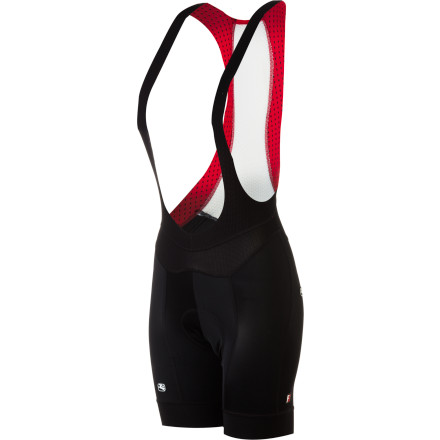 Giordana FormaRed Carbon Custom Women's Bib Shorts