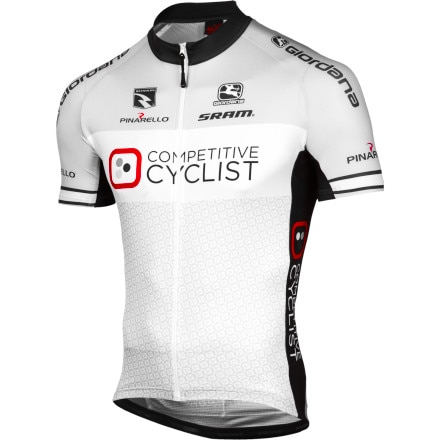 Giordana Competitive Cyclist Team Alta Gamma Jersey