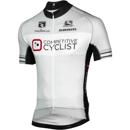 Giordana Competitive Cyclist Team FormaRed Carbon Jersey