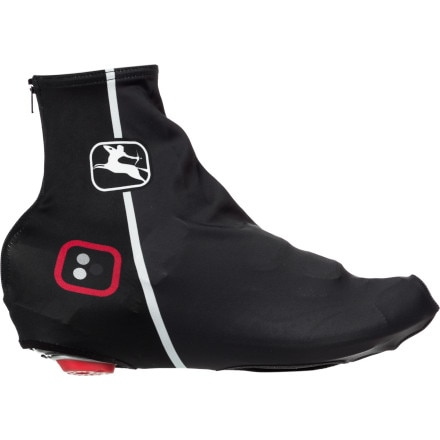Giordana Competitive Cyclist Team Lycra Shoe Covers