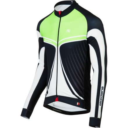 Giordana Trade FormaRed Carbon Limited Edition Long Sleeve Jersey