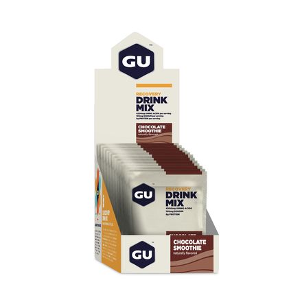 GU Recovery Drink Mix - 12 Pack