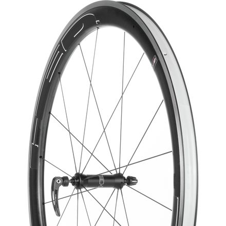 HED Jet 4 Plus Carbon Road Wheelset - Clincher