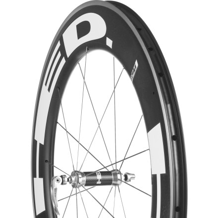 HED Jet 9 Plus Carbon Road Wheelset - Clincher