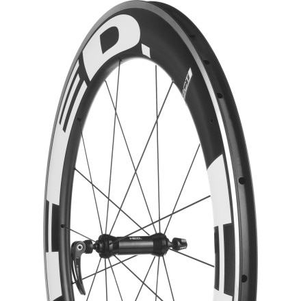 HED Jet 7 Express Carbon Road Wheelset - Clincher