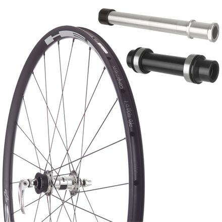 HED Ardennes SL Disc Brake TA Wheelset - Clincher OE