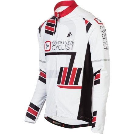Hincapie Sportswear Velocity Competitive Cyclist Jersey - Long-Sleeve - Men's