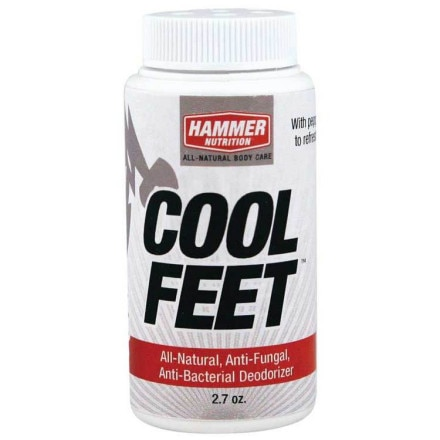 Hammer Nutrition Cool Feet Powder - 2.7oz