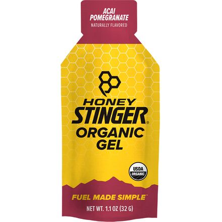 Honey Stinger Organic Energy Gels - 24-Pack