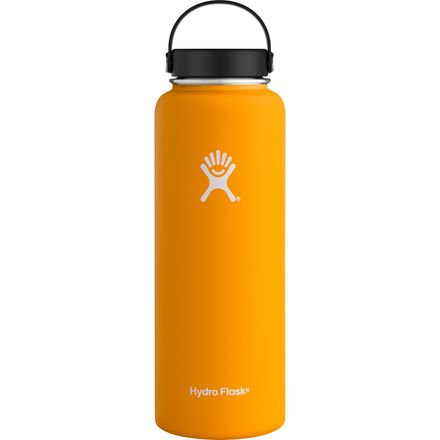 40oz Wide Mouth Water Bottle Hydro Flask