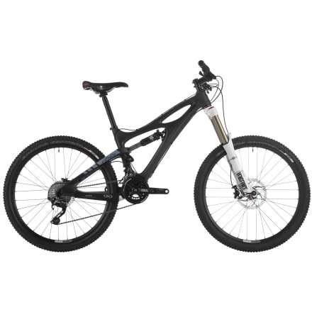 Ibis Mojo HD Special Blend Complete Mountain Bike - 2013