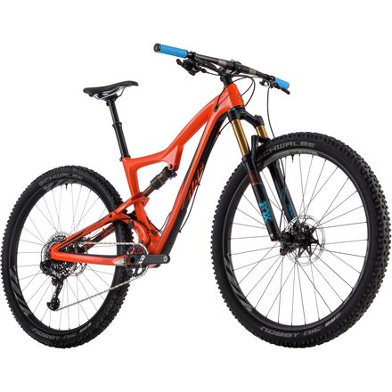 Ripley LS Carbon X01 Eagle Werx Complete Mountain Bike - 2017 Ibis