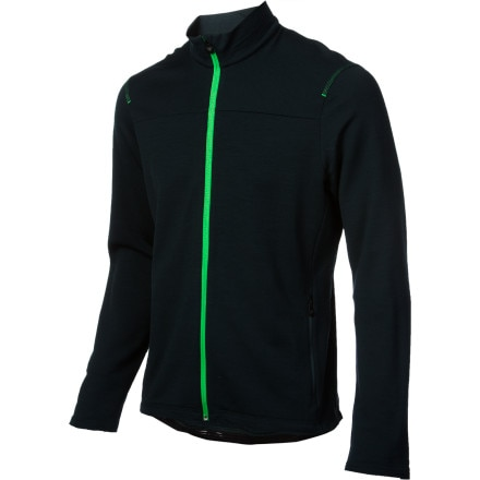 Icebreaker Commute Zip Thru Jersey - Long-Sleeve - Men's