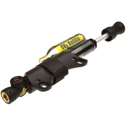 Innovations Secondwind Road Aluminum Mini CO2 Inflator